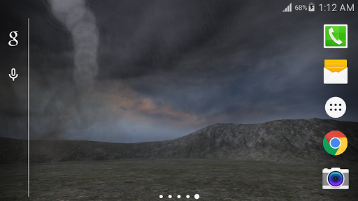 免費下載個人化APP|3D超級風暴動態桌布 Free app開箱文|APP開箱王