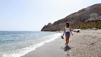 La playa de Las Olas es ideal para quienes quieran desconectar del mundanal ruido.