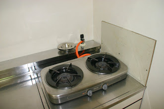 Photo: ガスコンロ stove 灶台