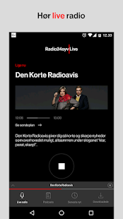 Radio 24syv – radio og podcast- screenshot thumbnail