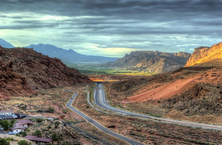 by Patrick Marsh - Landscapes Deserts