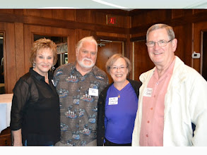 "Photo: Sammie and Martin ""Tuffy"" Stutz , Sandy Crossland Cordell and Jere Cordell"