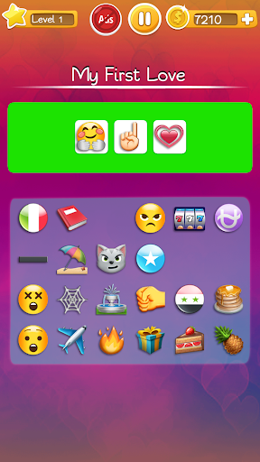 Words to Emojis – Best Emoji Guessing Quiz Game