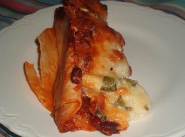 Momma Linda's Enchiladas