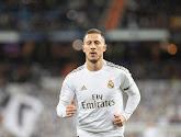 Le retour d'Eden Hazard galvanise la presse madrilène