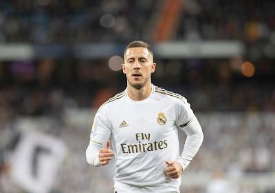 Eden Hazard terug in de selectie, Real Madrid ziet aanvaller in bloedvorm uitvallen na positieve test