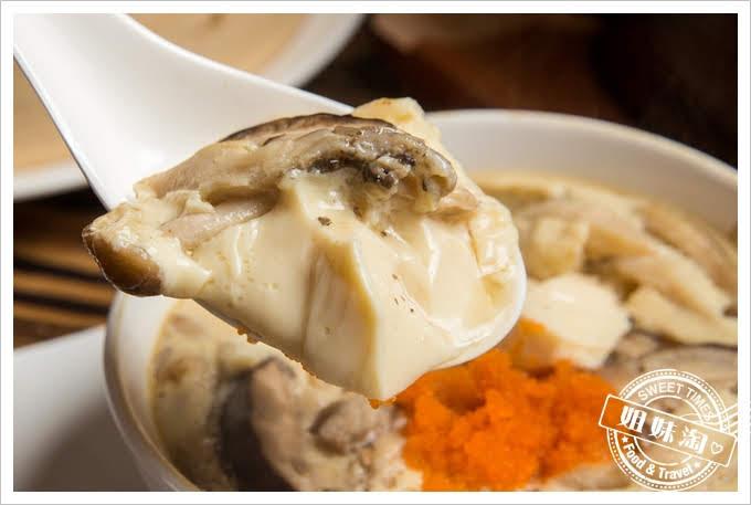 旅人灶咖無國界創意料理日式松露魚子蒸蛋