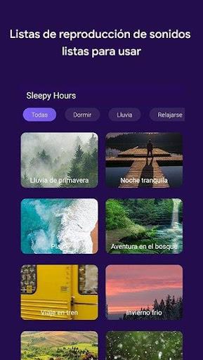 Sleepy Hours screenshot 2