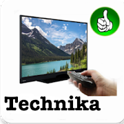 Best TV Remote Control For Technika