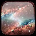 Galaxy Dust Live Wallpaper icon