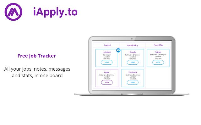 iApply.to: Free Job Search Tracker
