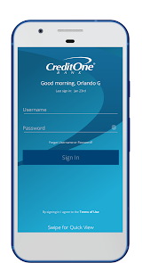 Credit One Bank Mobile Apk Download Free for PC, smart TV