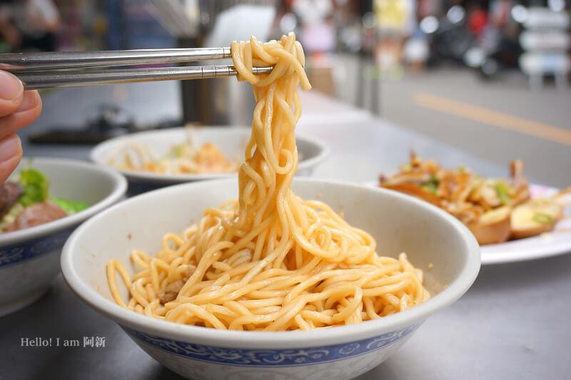 王印製麵,一中街美食小吃-9