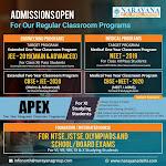 Prepare for IITJEE NEET AIIMS exam at Narayana PUNJABI BAGH