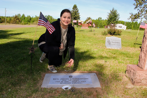 WWII soldier honored with veteran's marker after nearly eight decades in unmarked grave