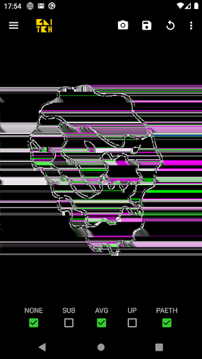Glitch! (glitch4ndroid) 3.16.3 Screenshots 2