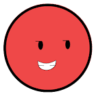 Red Bouncing Candy Adventure icon