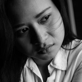 why by Yosep Atmaja - People Portraits of Women