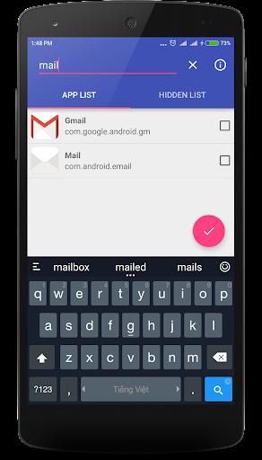 Hide App screenshot 2