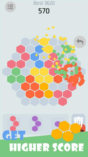 Hex Puzzle - Super fun 1.7.7 screenshots 4