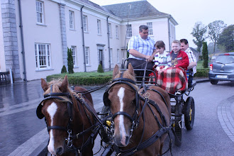 Photo: The carriage ride was a big hit!