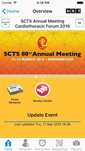 Cardiothoracic Surgery SCTS