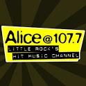 Alice @ 107.7 icon