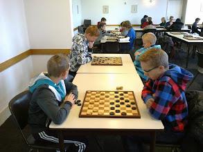 Photo: Aveum Kozijnen / van der Wiele toernooi. Zondag 13 november 2011