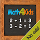 Download Math for Kids 1 - addition and subtraction - Game For PC Windows and Mac