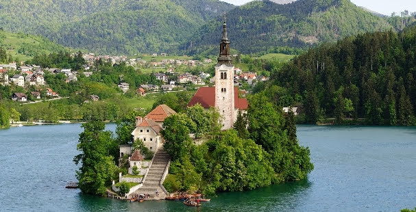 Ilha de Bled