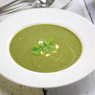 White Bean & Spinach Soup.