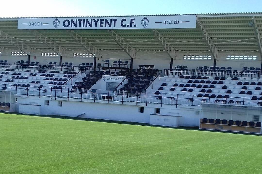 Ontinyent CF Nou El Clariano