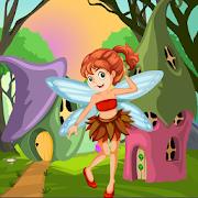 Fairy Girl Rescue Best Escape Game-295
