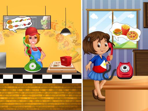 Fast Food Maker Kitchen : Burger Pizza Deliveryu00a0 1.0.1 screenshots 6