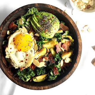 Green Breakfast Bowl.