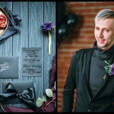 Wedding photographer Svyatoslav Kostyuk (svyat1k). Photo of 18.06.2016