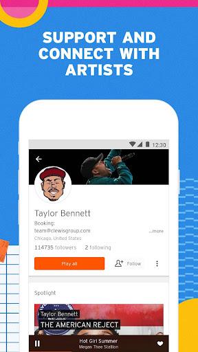 SoundCloud - Music & Audio screenshot 3