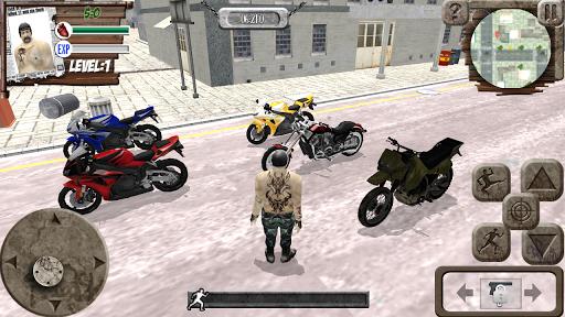 Crime Moto Theft