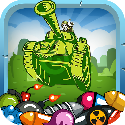 Tank Wars Shooting Game Android APK Download Free By Geisha Tokyo, Inc.