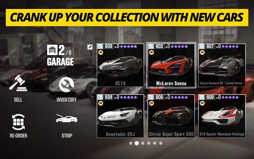 CSR Racing 2 – Free Car Racing Game screenshot 4