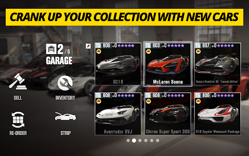 CSR Racing 2 – Free Car Racing Game 4