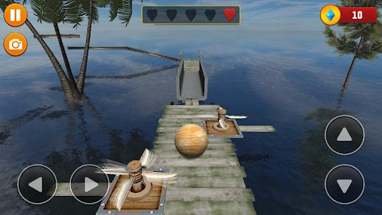 Balancer Ball 3D: Rolling Escape MOD APK [Unlimited Diamonds] 7