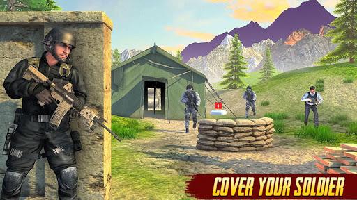 Commando Adventure Assassin: Free Games Offline  screenshots 4