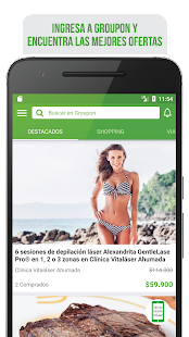 Groupon Latinoamérica- screenshot thumbnail