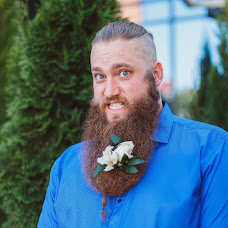 Wedding photographer Denis Vashkevich (shakti-pepel). Photo of 07.09.2017