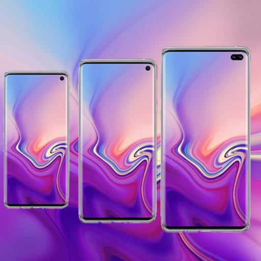 Best Samsung Galaxy S10 Wallpapers Icon