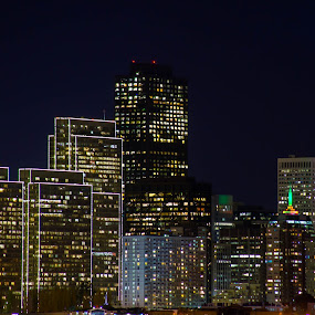 San Francisco at night by Mehdi Laraqui - Buildings & Architecture Other Exteriors