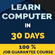 Learn Computer In 30 Days | Job Guarantee‏