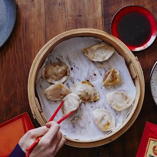 Classic Chinese Dumplings (Jiaozi)
