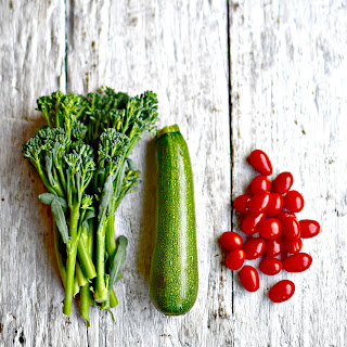 Honey-Harissa Greens with Black Bean Pasta Recipe {easy, vegan & gluten-free}